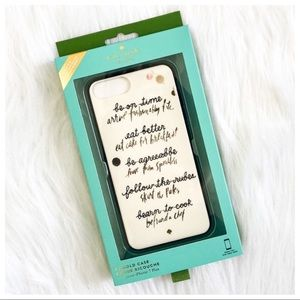 Kate Spade Resolutions IPhone 7 Comold Case